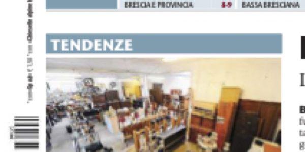 Il Vintage piace piu' del nuovo-Giornale di Brescia