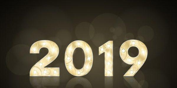 Auguri per un Buon 2019